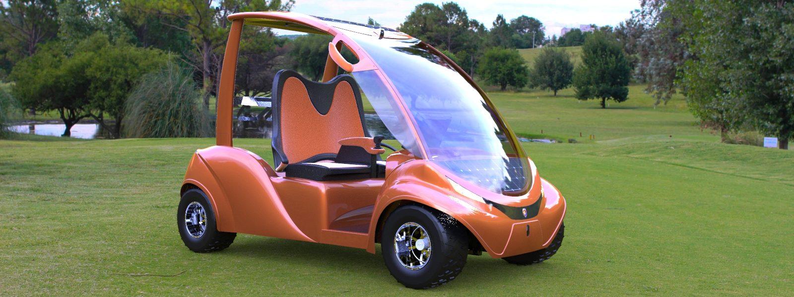 Baro One Golf Car
