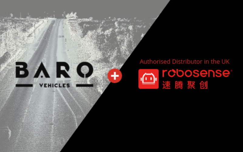 Baro Vehicles Distributor of Robosense