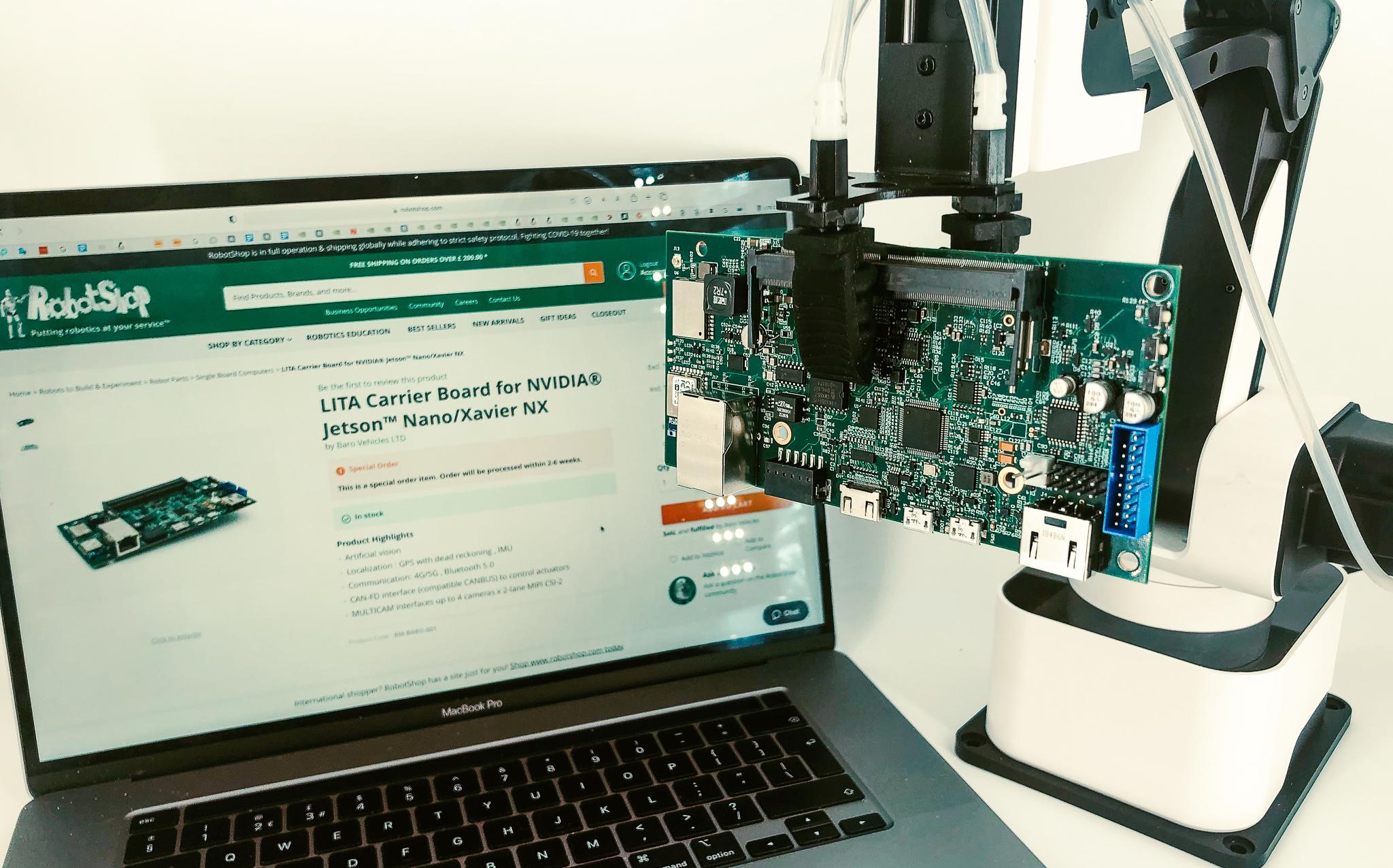 LITA Carrier Board for NVIDIA Jetson