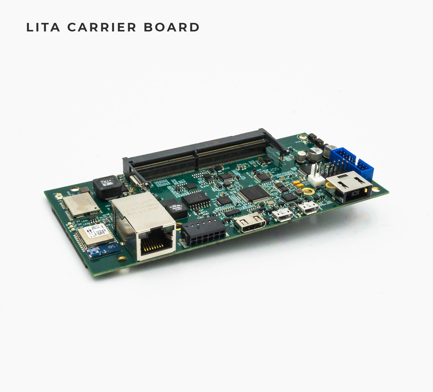 Lita Carrier Board