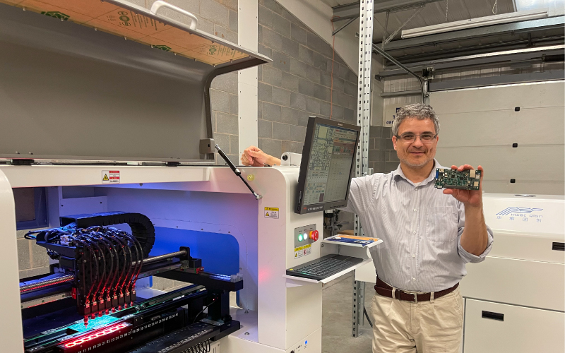 Carrier board for NVIDIA Jetson | LITA a key for robotics