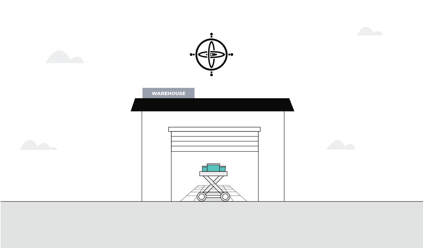 robot platform - IMU signal