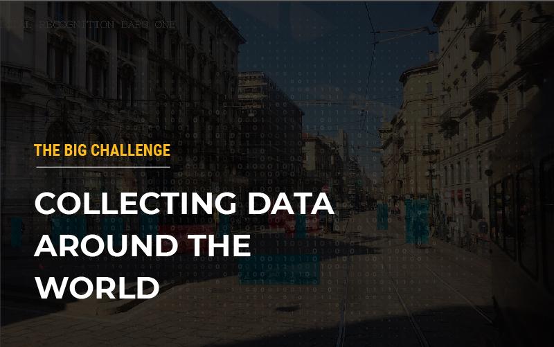 The big challenge: Collecting data around the world